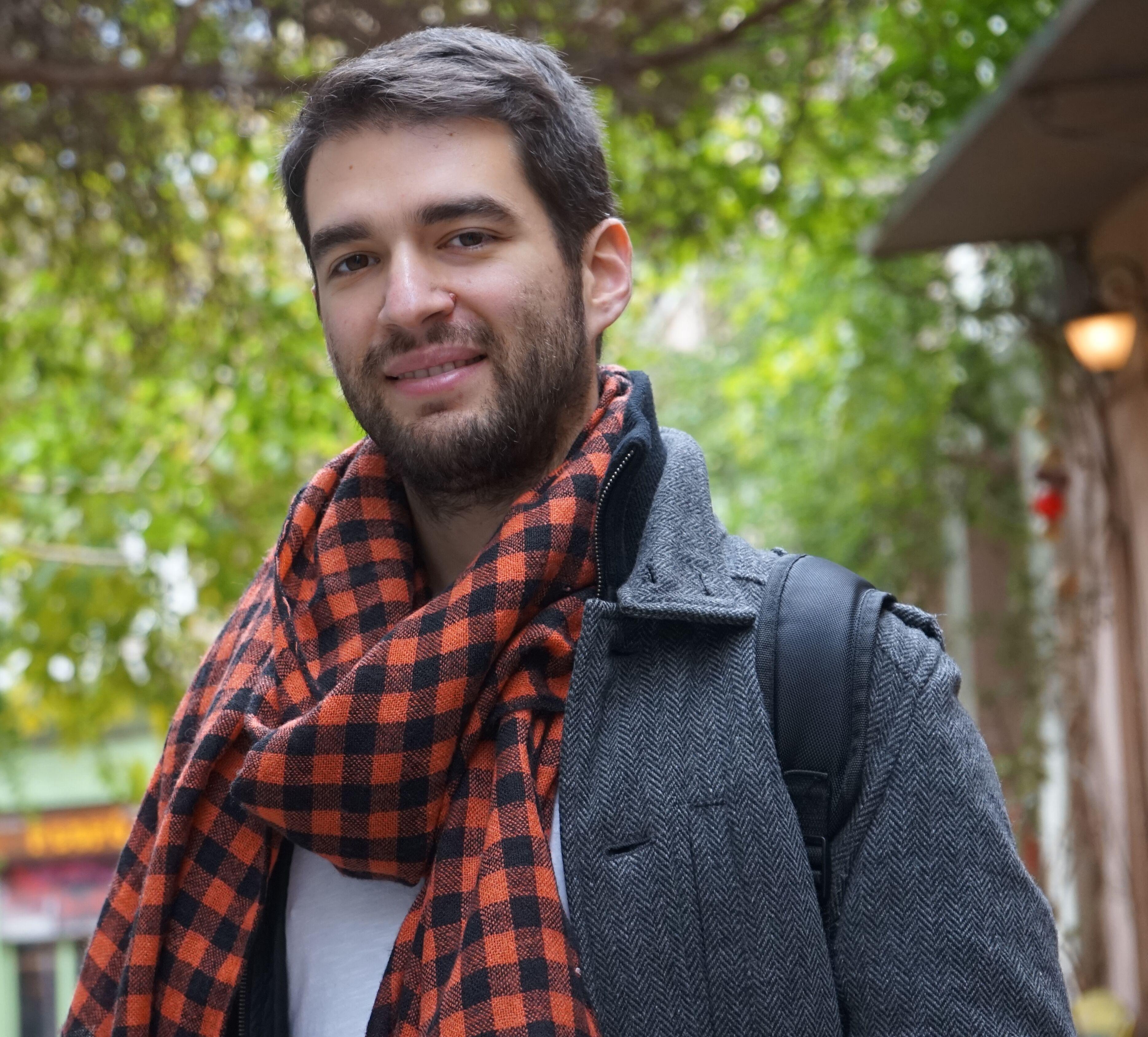 Interview with cinematographer Konstantinos Georgopoulos