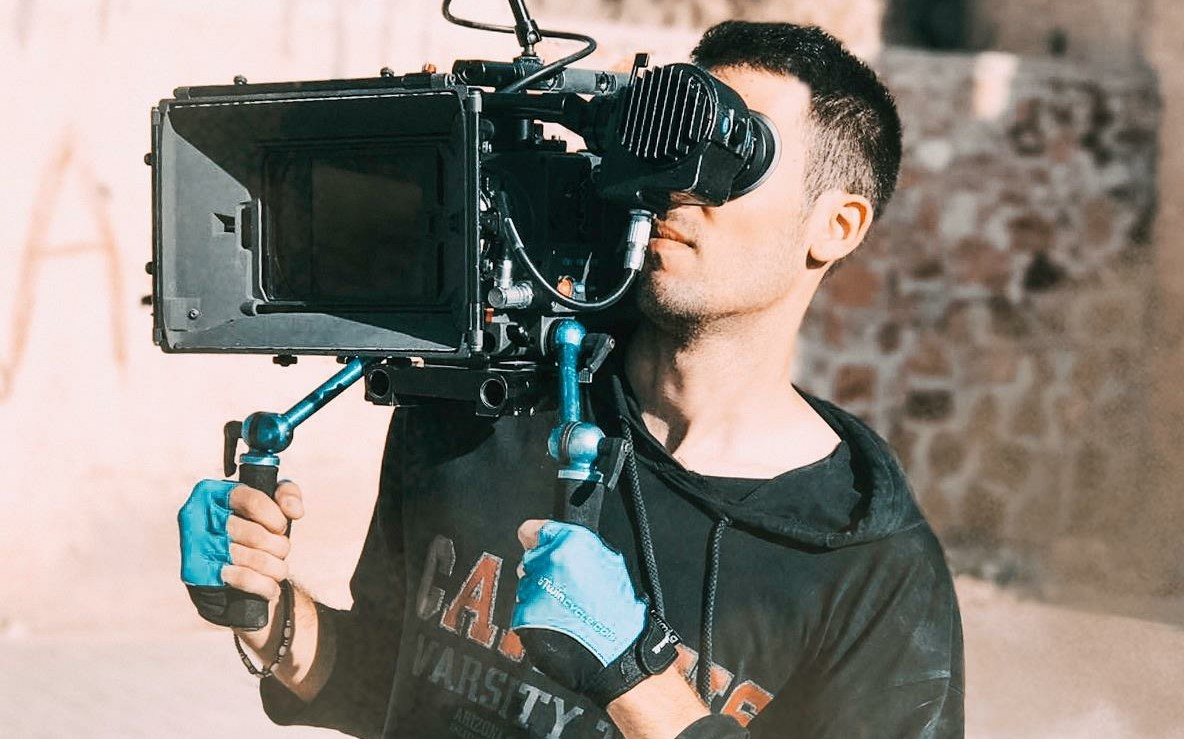 INTERVIEW WITH DIRECTOR J. A. MORENO