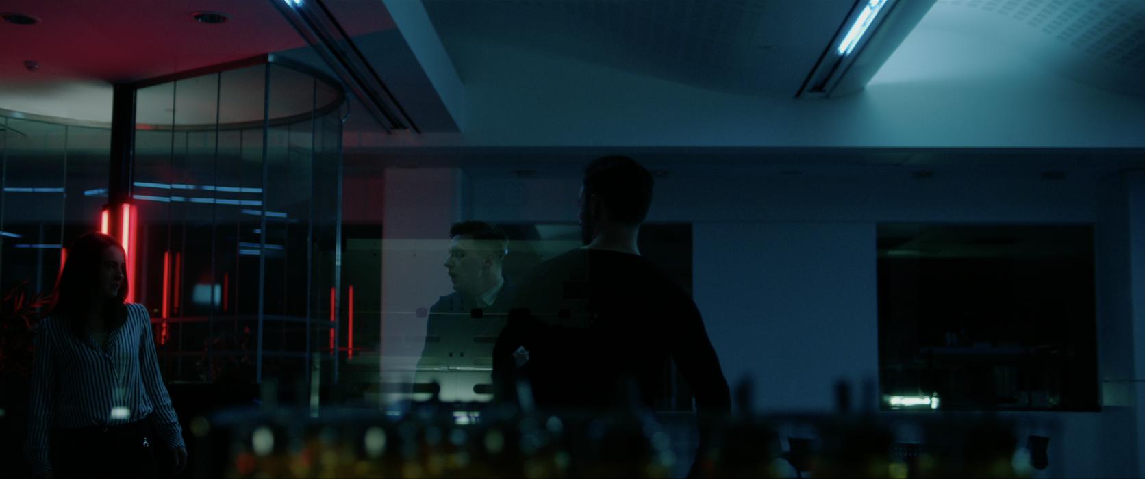 Lab rat – Screenplay