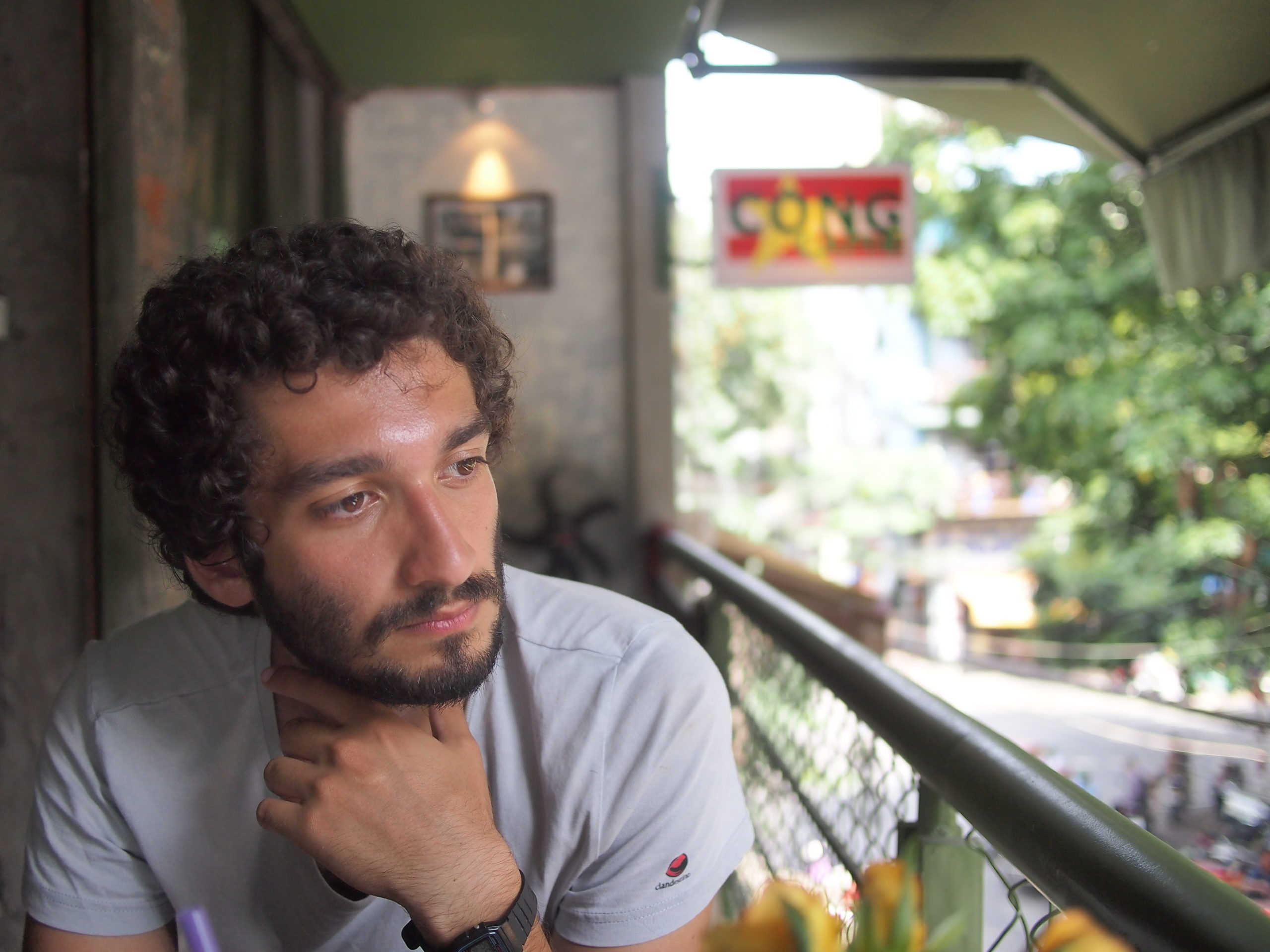 INTERVIEW WITH DIRECTOR MELIH ALSAN