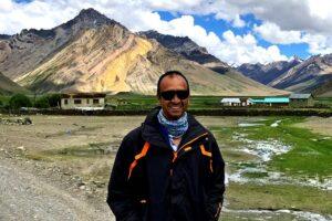 INTERVIEW WITH SCREENWRITER KESARI  LAL  BHATTACHARYA