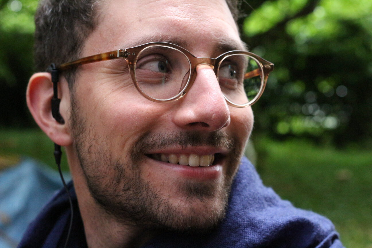 INTERVIEW WITH DIRECTOR YANNICK KARCHER