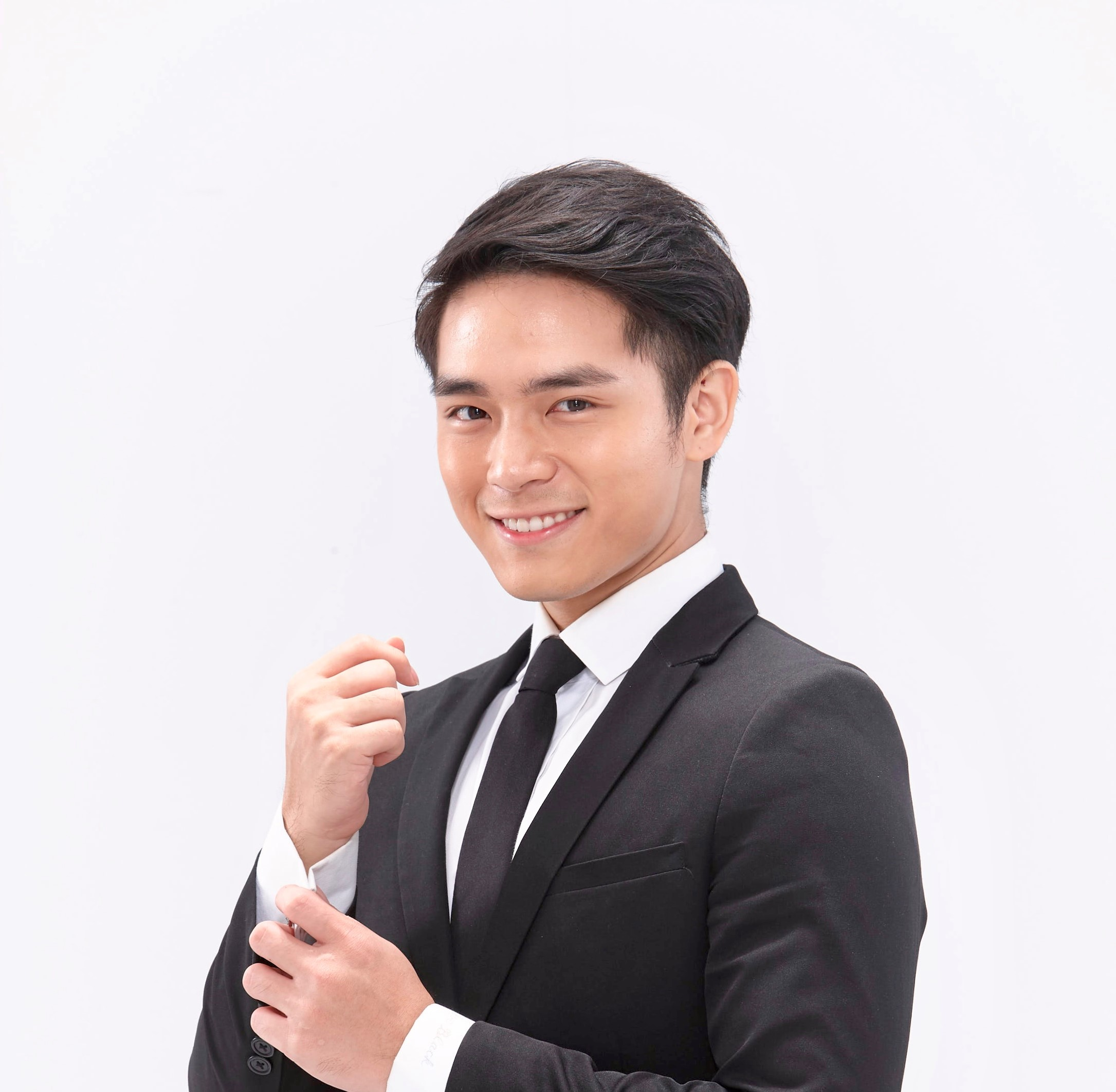 INTERVIEW WITH ACTOR JOE BLACK CHOU